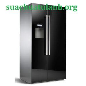 Những Tủ Lạnh Sang Trọng Trong Nhà Bếp